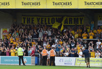 Torquay United v Aldershot Town, Torquay, UK -24 Aug 201