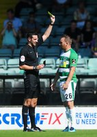Yeovil Town v Maidenhead United, Yeovil, UK - 24 Aug 2019