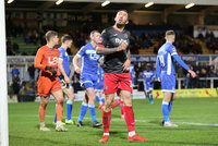 Hartlepool United  v Exeter City, Hartlepool, UK - 10 Dec 2019