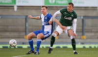 Bristol Rovers v Plymouth Argyle, Bristol, UK - 1 Dec 2019