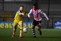 Exeter City v Oxford United, Exeter, UK - 4 Dec 2019