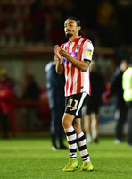 Exeter City v Northampton Town, Exeter, UK - 7 Dec 2019