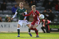 Plymouth Argyle v Morecambe, Plymouth, UK - 14 Dec 2019