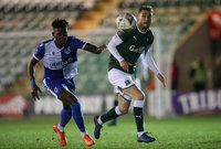 Plymouth Argyle v Bristol Rovers, Plymouth, UK - 17 Dec 2019