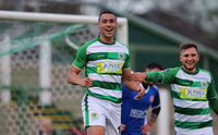 Yeovil Town v Welling United, Yeovil, UK - 14 Dec 2019