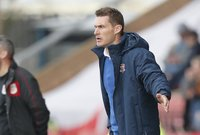 Crewe Alexandra  v Exeter City, Crewe, UK - 23 Feb 2019