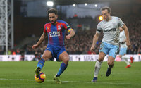 Crystal Palace v West Ham United, Croydon - 09 February 2019