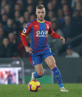 Crystal Palace v Manchester United, Croydon - 27 February 2019