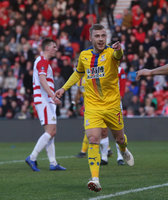 Doncaster Rovers v Crystal Palace, Doncaster - 17 February 2019