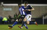 Millwall v Sheffield Wednesday, London - 12 Feb 2019