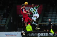 Yeovil Town v Grimsby Town, Yeovil, UK - 9 Feb 2019