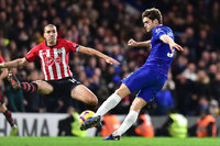 Chelsea v Southampton, London, UK - 02 Jan 2019