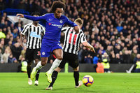 Chelsea v Newcastle United, London, UK - 12 Jan 2019