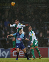 Wycombe Wanderers v Plymouth Argyle, High Wycombe, UK - 26 Jan 2019