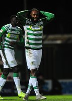 Yeovil Town v Lincoln City, Yeovil, UK - 22 Jan 2019