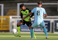 Bath City v Exeter City, Bath, UK - 12 Jul 2019