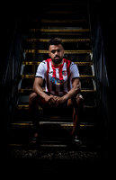 Exeter City Player Signing, Exeter, UK - 2 Jul 2019