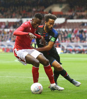 Nottingham Forest v Crystal Palace, Nottingham - 19 July 2019
