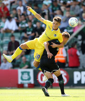 Plymouth Argyle, v Bristol Rovers, Plymouth, UK -27 July 2019