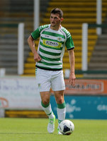 Yeovil Town v Stratford Town, Yeovil, UK - 6 Jul 2019
