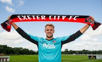 Exeter City Player Signing, Exeter, UK - 21 Jun 2019