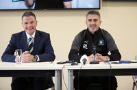 Plymouth Argyle manager Ryan Lowe, Plymouth, UK - 11 June 2019