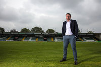 Yeovil Town New Manager, Yeovil, UK - 19 Jun 2019