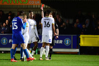 AFC Wimbledon v Peterborough United, London, UK - 12 Mar 2019