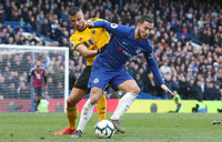 Chelsea v Wolverhampton Wanderers, London - 10 February 2019