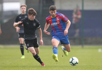 Crystal Palace U18s v Burnley U18s, Beckenham - 30 March 2019