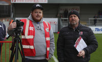 Exeter City v Tranmere Rovers, Exeter, UK - 2 Mar 2019