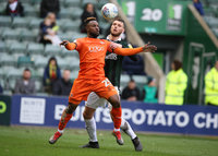 Plymouth Argyle v Luton Town, Plymouth, UK - 9 March 2019