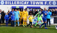 Billericay Town v Torquay United, Billericay, UK - 8 Mar 2019