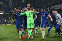 Chelsea v Frankfurt, London - 09 May 2019