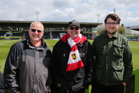 Forest Green Rovers v Exeter City, Nailsworth, UK - 4 May 2019