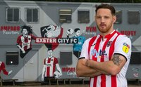 Exeter City Player Signing, Exeter, UK - 24 May 2019