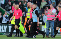 Plymouth Argyle v Scunthorpe United, Plymouth, UK - 4 May 2019