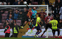 Bradford City v Exeter City, Bradford, UK - 2 Nov 2019
