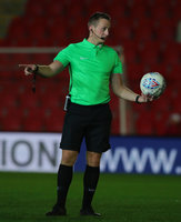 Exeter City U23 v Doncaster Rovers U23, Exeter, UK - 26 Nov 2019