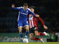 Gillingham v Lincoln City, Gillingham - 16 November 2019