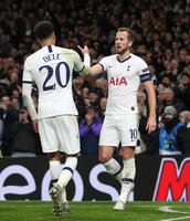 Tottenham Hotspur v  Olympiakos, London - 26 November 2019