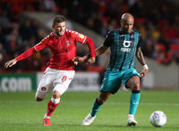 Charlton Athletic v Swansea City, Greenwich - 2 October 2019