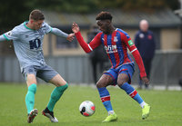 Crystal Palace U23s v Blackburn Rovers U23s, Dulwich - 17 October 2019