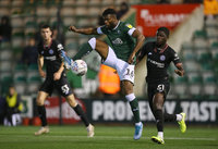 Plymouth Argyle v Chelsea U21's, Plymouth, UK - 29 Oct 2019