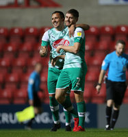 Swindon Town v Plymouth Argyle, Swindon, UK - 8 Oct 2019