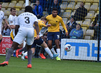 Torquay United v Boreham Wood , UK -19 Oct 2019