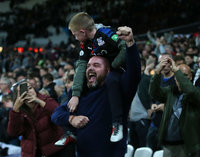 West Ham United v Crystal Palace, Stratford - 05 October 2019