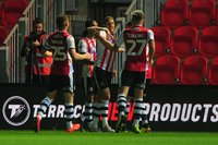 Exeter City v Port Vale, Exeter, UK - 17 Sep 2019
