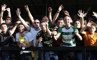 Solihull Moors  v Yeovil Town, Solihull, UK - 21 Sep 2019