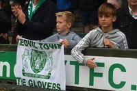 Yeovil Town v Bromley, Yeovil, UK - 28 Sep 2019
